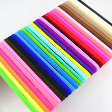 elastic headbands 500 pcs lot wholesale soft stretchy headbands