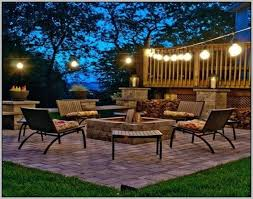 Hanging Patio String Lights Hanging Patio Lights Ideas Image Landscaping Gallery With Hanging
