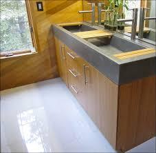 Bathroom Vanity With Farmhouse Sink Kitchen Bamboo Bathroom Vanity Top Wooden Sink Terraria Bamboo