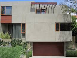 Modern Home Design Atlanta by Modern Stucco Homes With Big Yard Also In Contemporary Style
