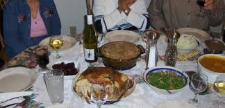 27 things to talk about at thanksgiving dinner
