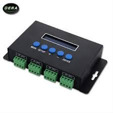bc 204 4 channels artnet to spi dmx pixel light controller dc5v