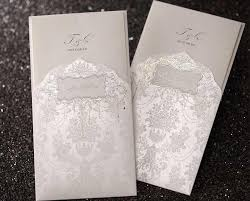 silver wedding invitations silver wedding invitation card function party invitation
