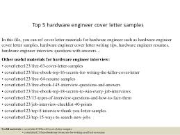 What Is A Resume Cover Letter Examples by Top 5 Hardware Engineer Cover Letter Samples 1 638 Jpg Cb U003d1434969988