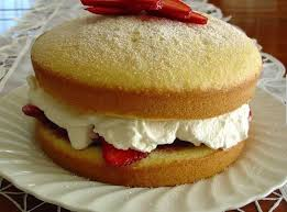 queen victoria sponge cake recipe just a pinch recipes