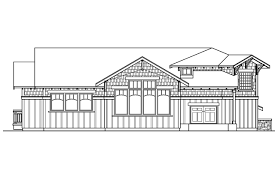 Multi Level Floor Plans Craftsman House Plans Kelseyville 30 476 Associated Designs