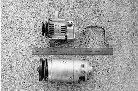 type iii generator to alternator conversion