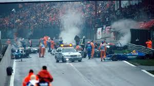 do you remember u2026 the massive belgian grand prix pile up