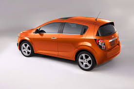 2012 chevrolet sonic overview cars com