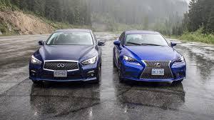 lexus vs comparison 2016 lexus is 350 f sport vs 2016 infiniti q50