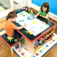 kids art table with storage kids art tables with storage lemondededom com