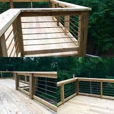 Deck Handrail Best 25 Rebar Railing Ideas On Pinterest Fencing Deck Railings