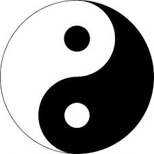 yin yang feel in your space