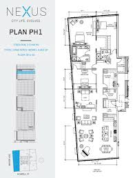 Penthouse Floor Plans Just Released Penthouse Floor Plans Nexus