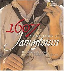 1607 a new look at jamestown lange 9781426300127