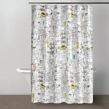 Paris Curtains Bed Bath Beyond 41 Best Shower Curtains Images On Pinterest Shower Curtains