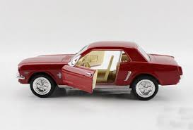 1964 Black Mustang White Black Red Blue 1 36 Kids Diecast 1964 Ford Mustang Toy