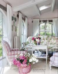 shabby chic livingroom twin purple fabric armchairs by as wells as living room shabby