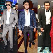 fashion by anna cora mowatt summary ranbir kapoor in a suit archives toasted couture