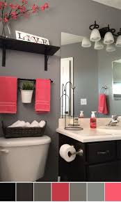 small bathroom design ideas color schemes best 25 bathroom color schemes ideas on guest