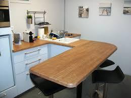 meuble cuisine arrondi plaisant intérieur des idées et aussi ptoir bar arrondi le bar avec