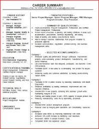 resume samples hitecauto us