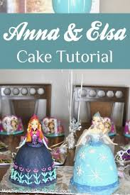 25 frozen cake tutorial ideas frozen cake