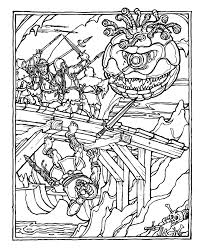 dungeons dragons coloring book 224 coloring
