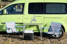 vw minivan camper volkswagen caddy maxi camper is the camping van for the masses