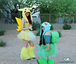 Pikachu Halloween Costume Girls 7 Cosplay Costumes Images Costume Ideas