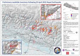 Where Is Nepal On The Map by Data Application Of The Month Landslides Un Spider Knowledge Portal