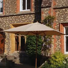 Classic Accessories Veranda Round Square - bambrella sidewind 10 ft square bamboo cantilever umbrella