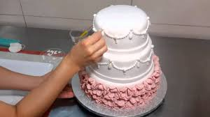 how to make a cake step by step how to make an wedding cake step by step