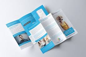 brochure design software software house trifold brochure by flyers on creativemarket