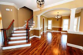 beautiful flooring ideas for living room features brown wooden