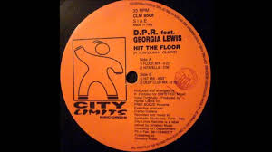 Hit The Floor Dvd D P R Feat Georgia Lewis Hit The Floor Hit Mix Youtube