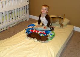 Transitioning Toddler From Crib To Bed by The Journey Of Parenthood Transition To The Big Boy Bed
