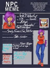 St Valentine Meme - npc meme violet st valentine by satsu kururugi on deviantart