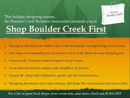 Bc Wildfire Boulder Creek by Holidays Boulder Creek Business Association