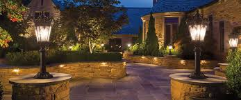 Landscape Lighting Installation - outdoor lighting ct landscape lighting installation superior