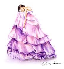 fashion illustrations u2014 hello claire