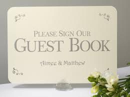 vintage wedding guest book vintage heart wedding guest book signage a4