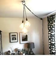 exposed bulb pendant light bare bulb pendant suspension antique