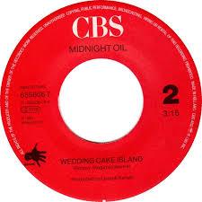 Wedding Cake Island 45cat Midnight Oil Blue Sky Mine Wedding Cake Island Cbs