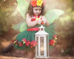 Sunflower Halloween Costume Fall Fairy Costume Sunflower Fairy Costume Girls Fairy
