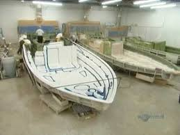 home built and fiberglass boat plans how to plywood ski how it s made fibreglass boats youtube