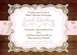 best collection of vintage baby shower invitations which