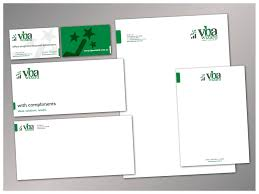 Business Letterhead Printing Services by Printed Stationery Business Card With Compliments Slip Dl