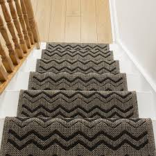 Chevron Runner Rug Stair Runner Rug Chevron Jute Stair Runner Install Ideas