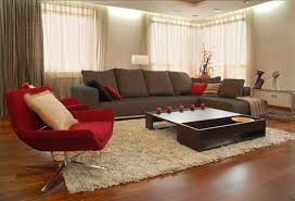 rug under coffee table how to do it choosing the right area rug decorate it online